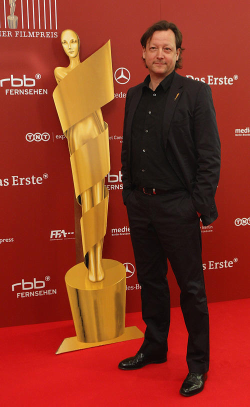 Matthias Brandt at the German Film Award Nominees Reception in Berlin.
