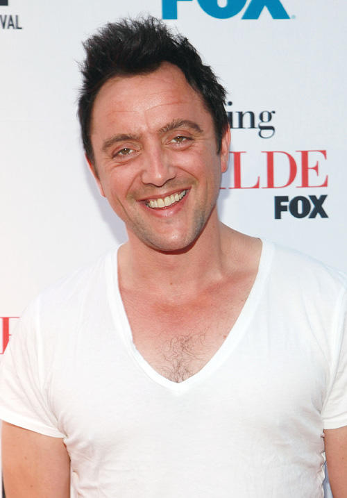 Peter Serafinowicz at the New York premiere of