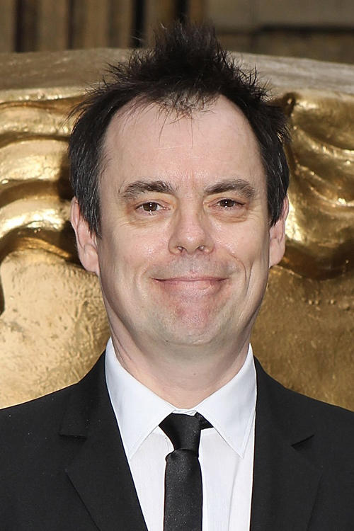 Kevin Eldon at the BAFTA Craft Awards in England.