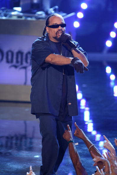 Ice-T at the 4th Annual VH1 Hip Hop Honors ceremony.