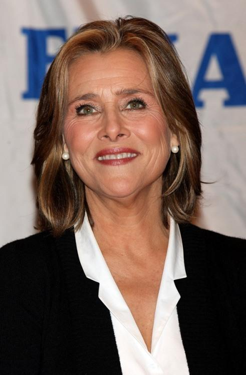 Meredith Vieira at the Friars Club's roast of Matt Lauer .