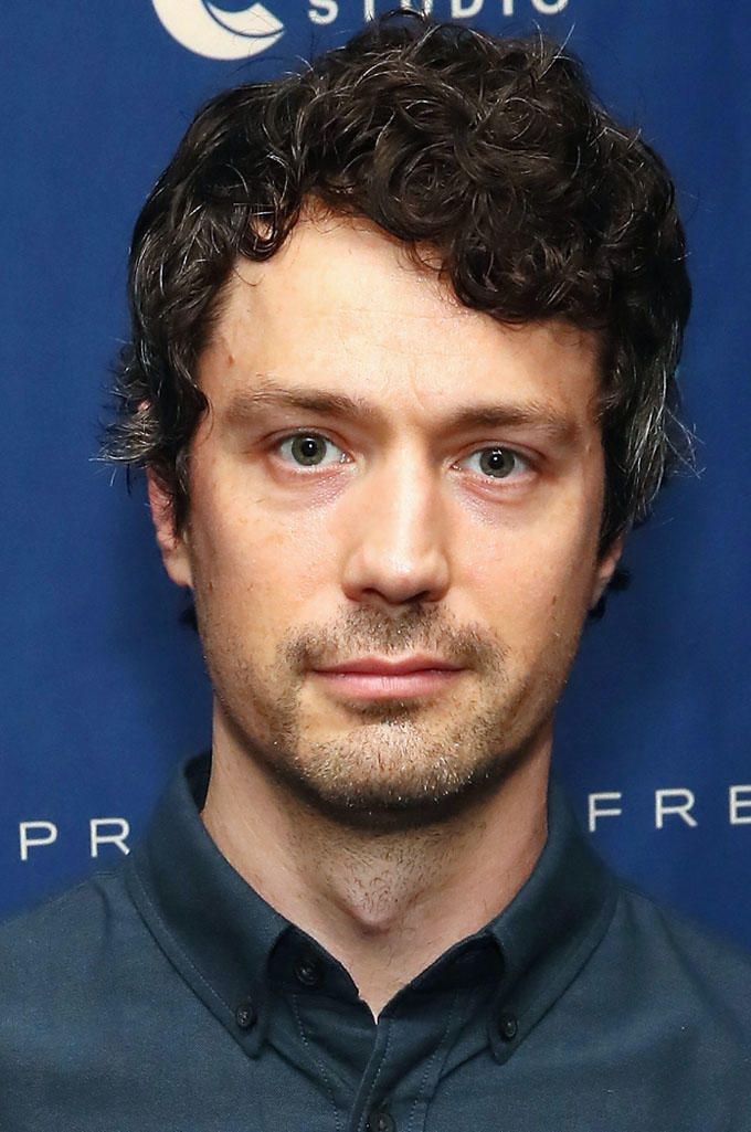 Christian Coulson at a screening of
