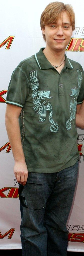 Cameron Bowen at the 102.7 KIIS-FM's Wango Tango 2006 concert .