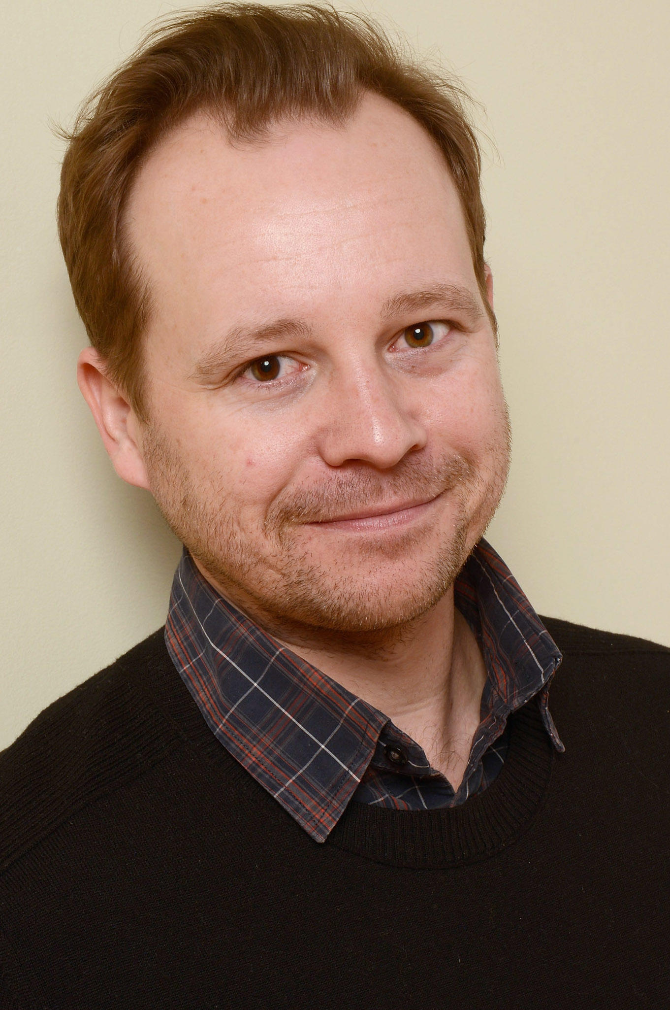 Joshua Harto during the 2013 Sundance Film Festival.