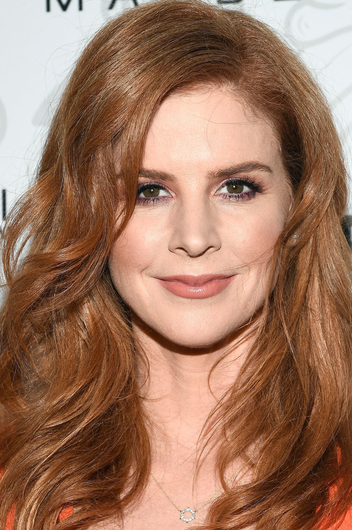 Sarah Rafferty at the Entertainment Weekly Celebration of SAG Award Nominees in Los Angeles.