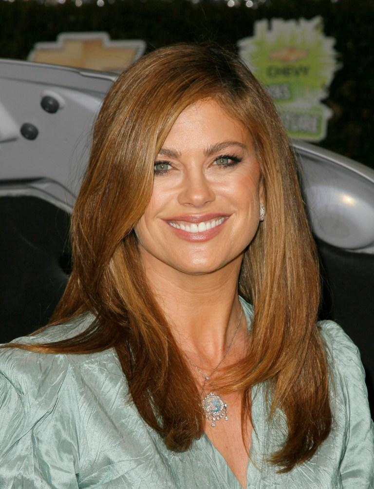 Kathy Ireland at the Chevy Rocks The Future.