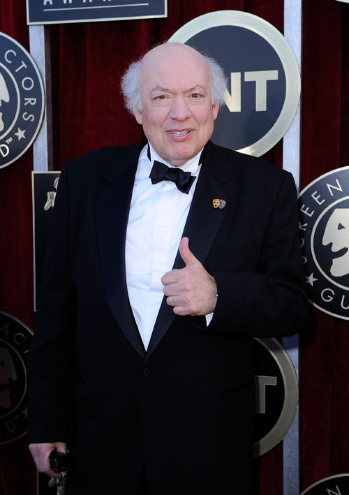 Peter Van Wagner at the 18th Annual Screen Actors Guild Awards in California.