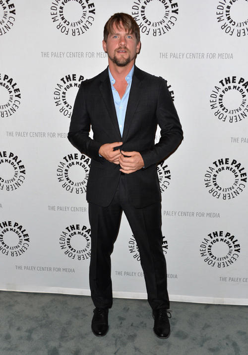 Zachary Knighton at the Paley Center For Media's