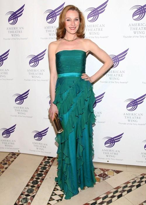 Kate Jennings Grant at the American Theatre Wing's 2009 Spring Gala.