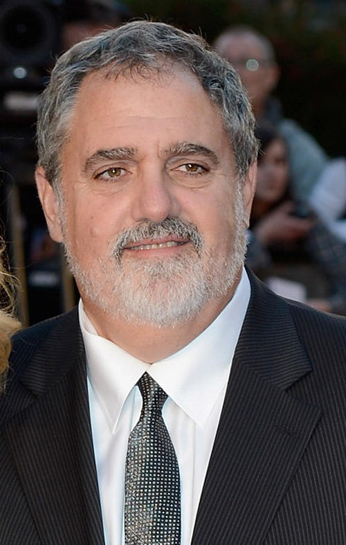 Producer Jon Landau at the world premiere of