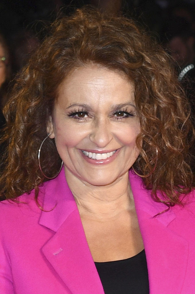 Nadia Sawalha at the