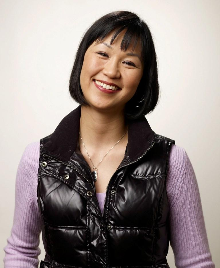 Cindy Cheung at the 2009 Sundance Film Festival.