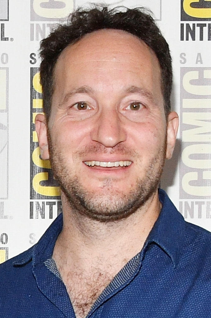 Rodney Rothman during Comic-Con International 2018 in San Diego, California.