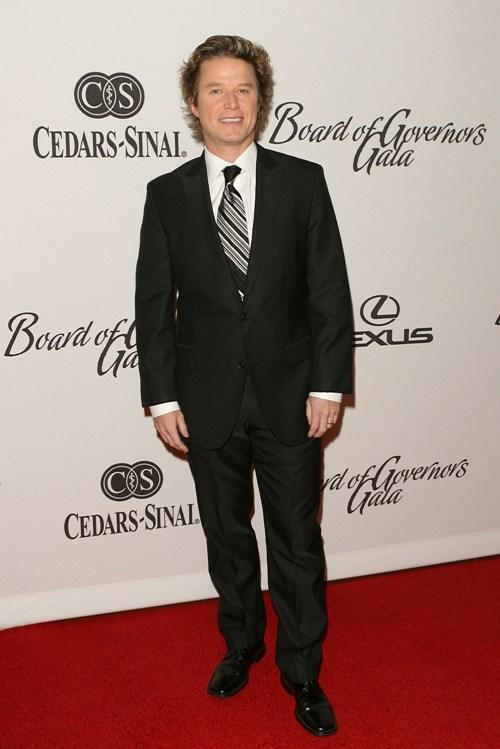 Billy Bush at the 2009 Cedars-Sinai Board of Governor's Gala.