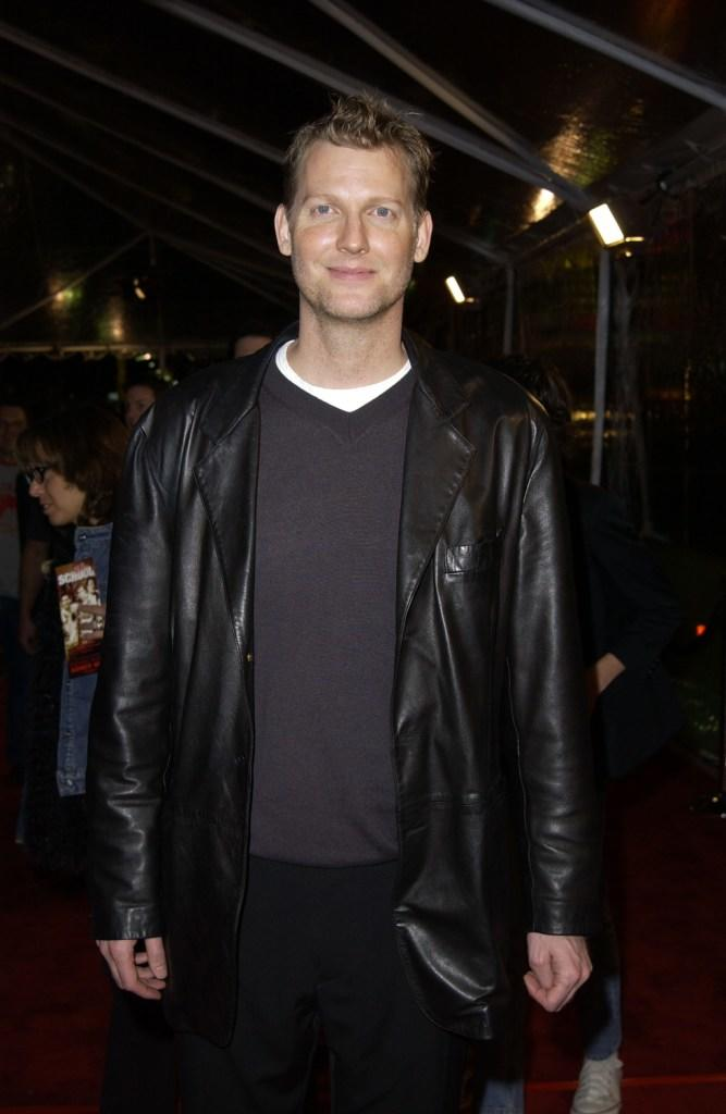 Craig Kilborn at the premiere of
