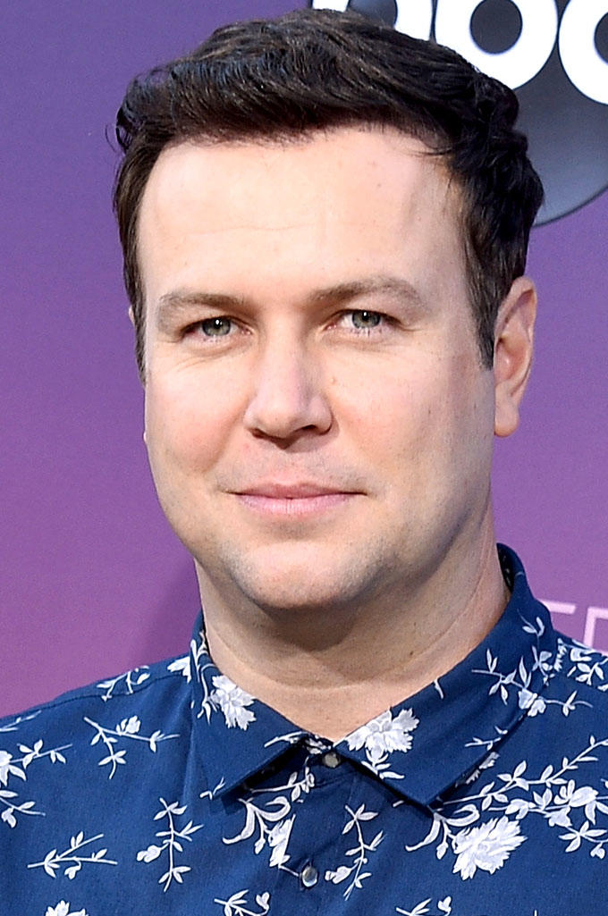 Taran Killam at ABC's TCA Summer Press Tour in West Hollywood, California.