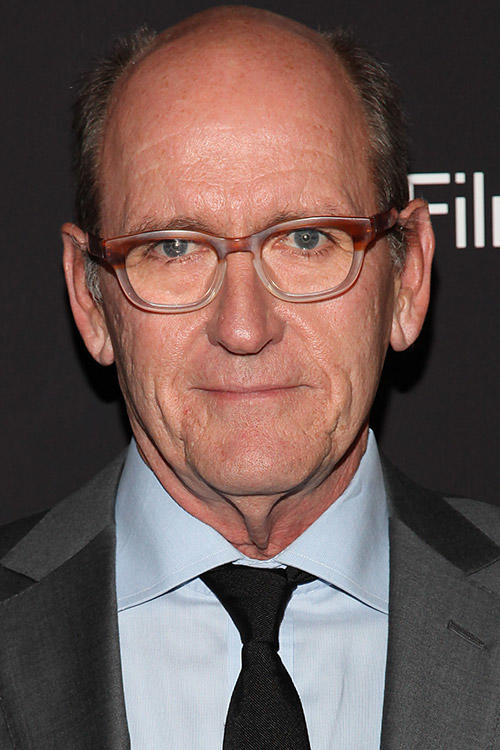 Richard Jenkins at the