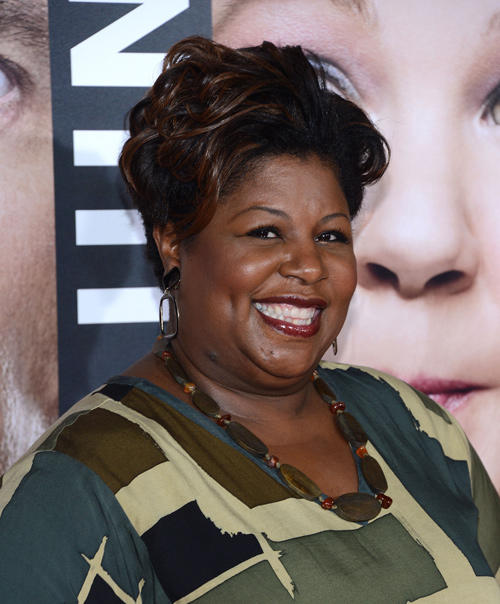 Cleo King at the California premiere of