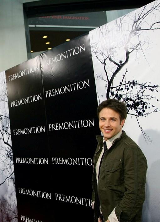 Mark Famiglietti at the premiere of