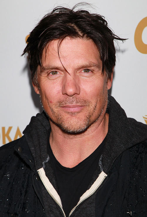 Paul Johansson at the OK! Magazine and BritWeek Oscars party in California.