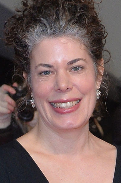 Selina Griffiths at the 21st National Television Awards in London.
