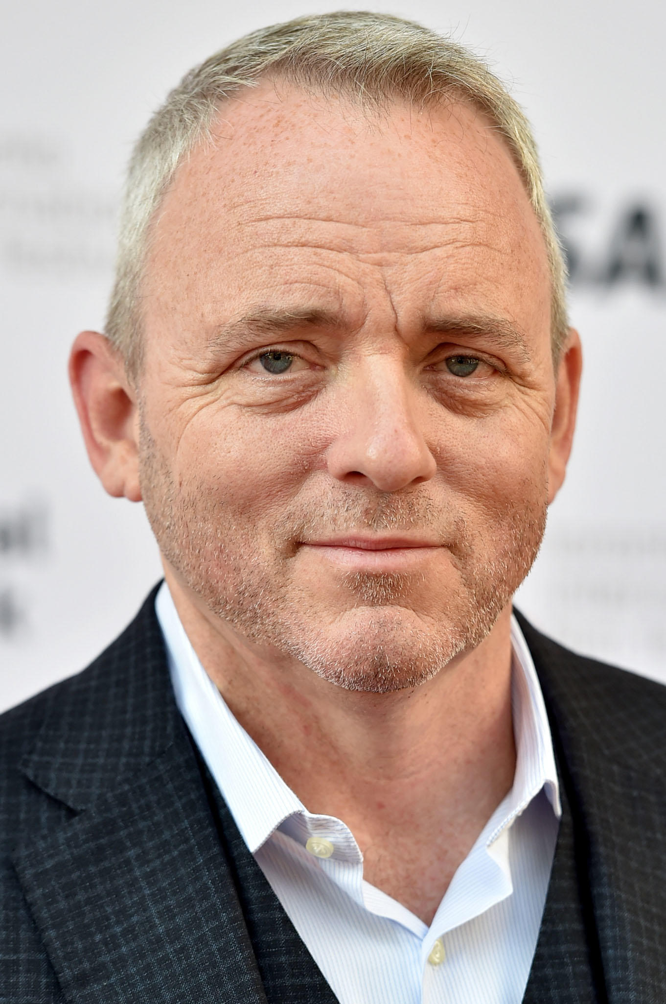 Denis Lehane at the premiere of