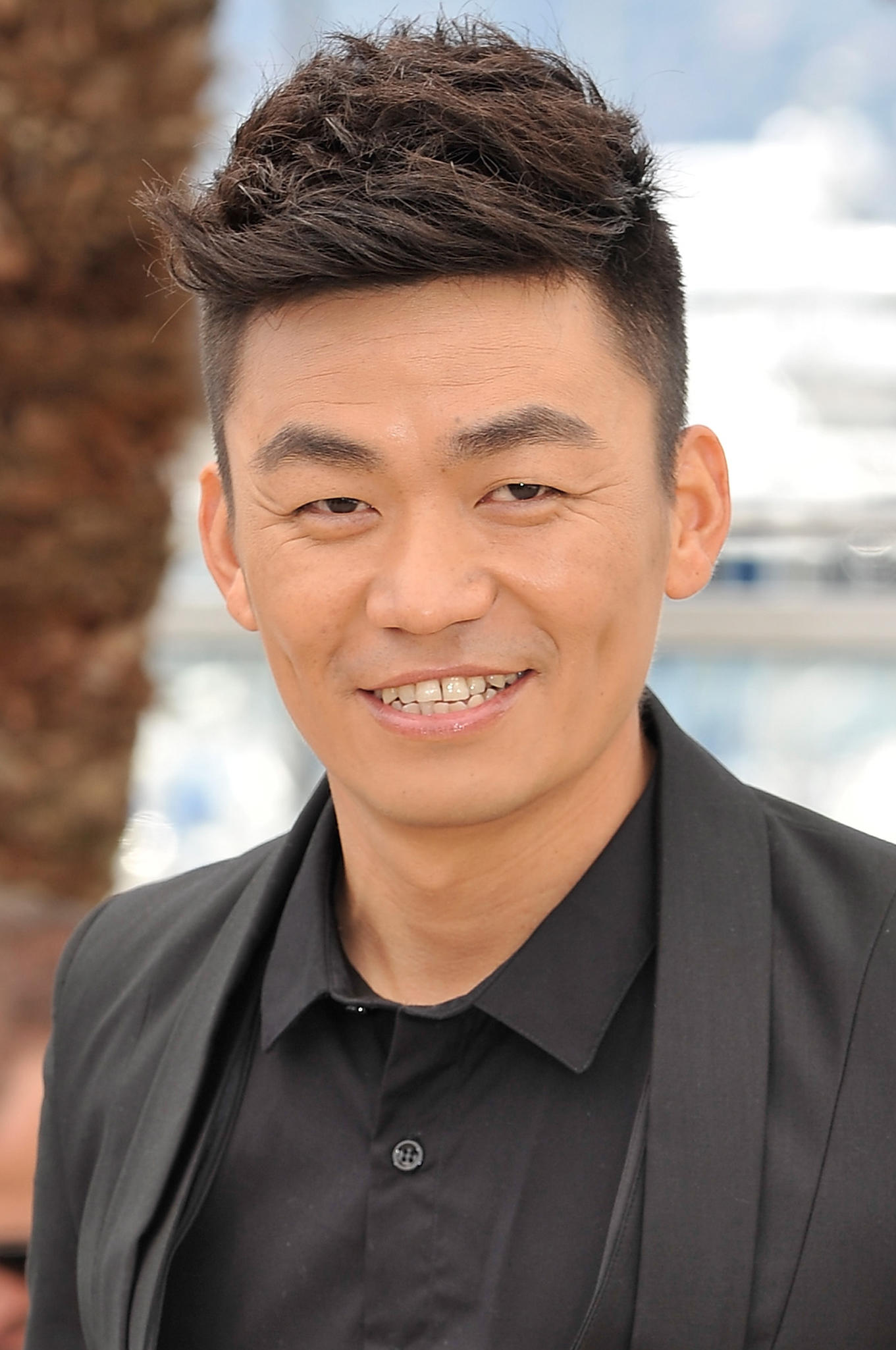Wang Baoqiang at the Cannes photocall for