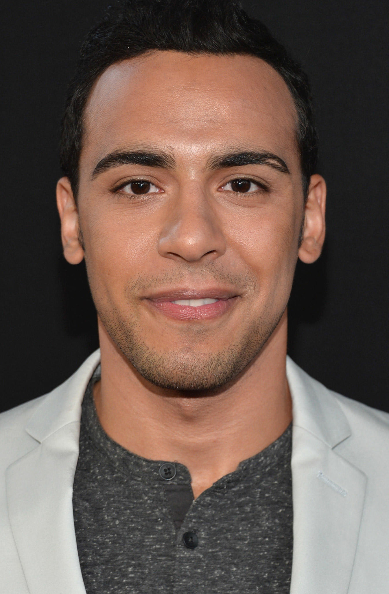 Victor Rasuk at a screening of