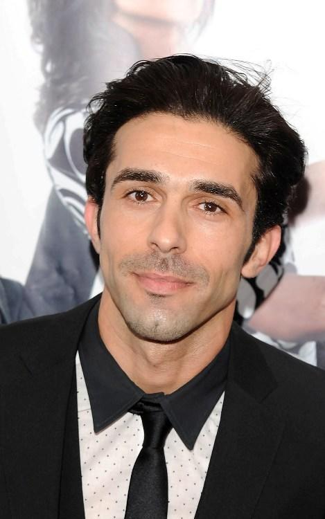 Yaniv Moyal at the special screening of