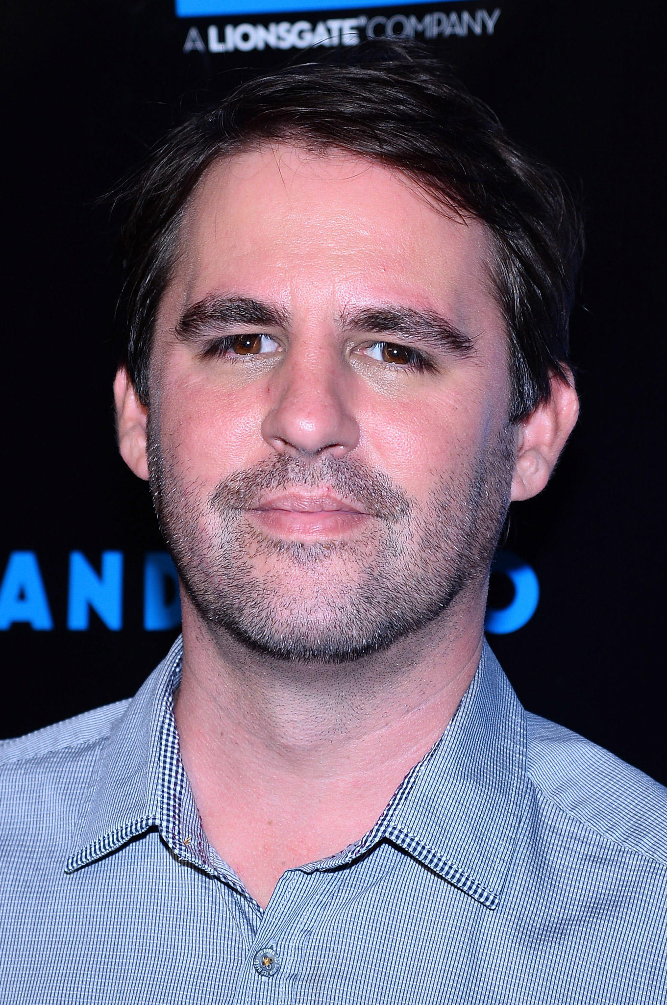 Roberto Orci at the Summit Entertainment press event for