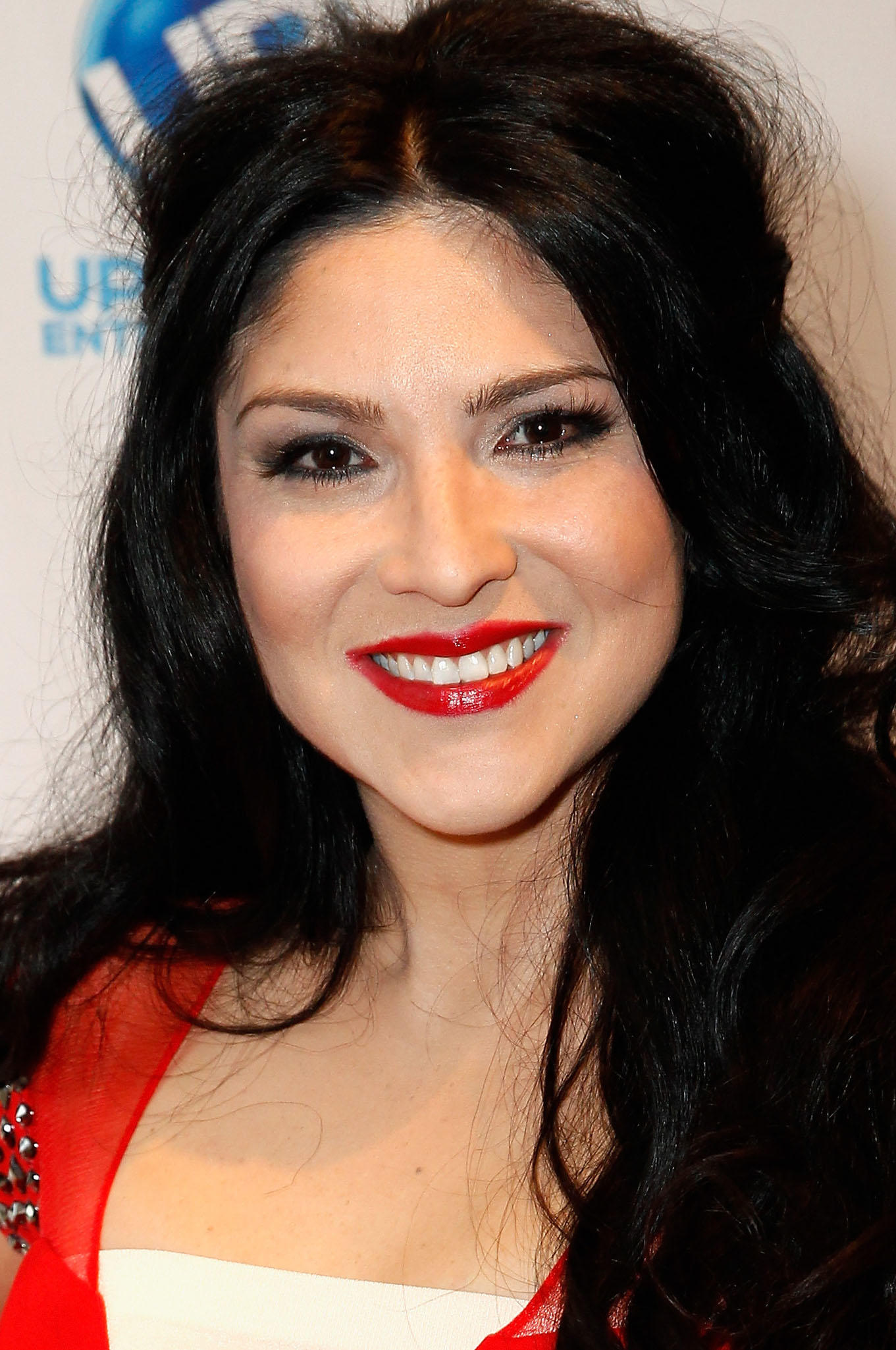 Jaci Velasquez at the 44th Annual GMA Dove Awards in Nashville.