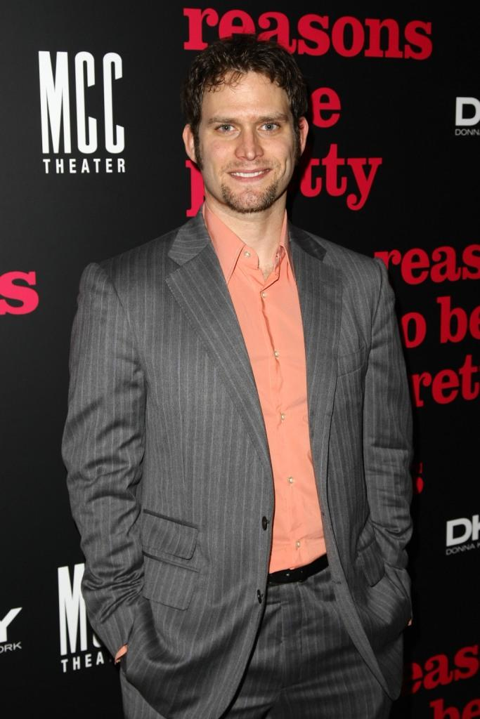 Steven Pasquale all fades away
