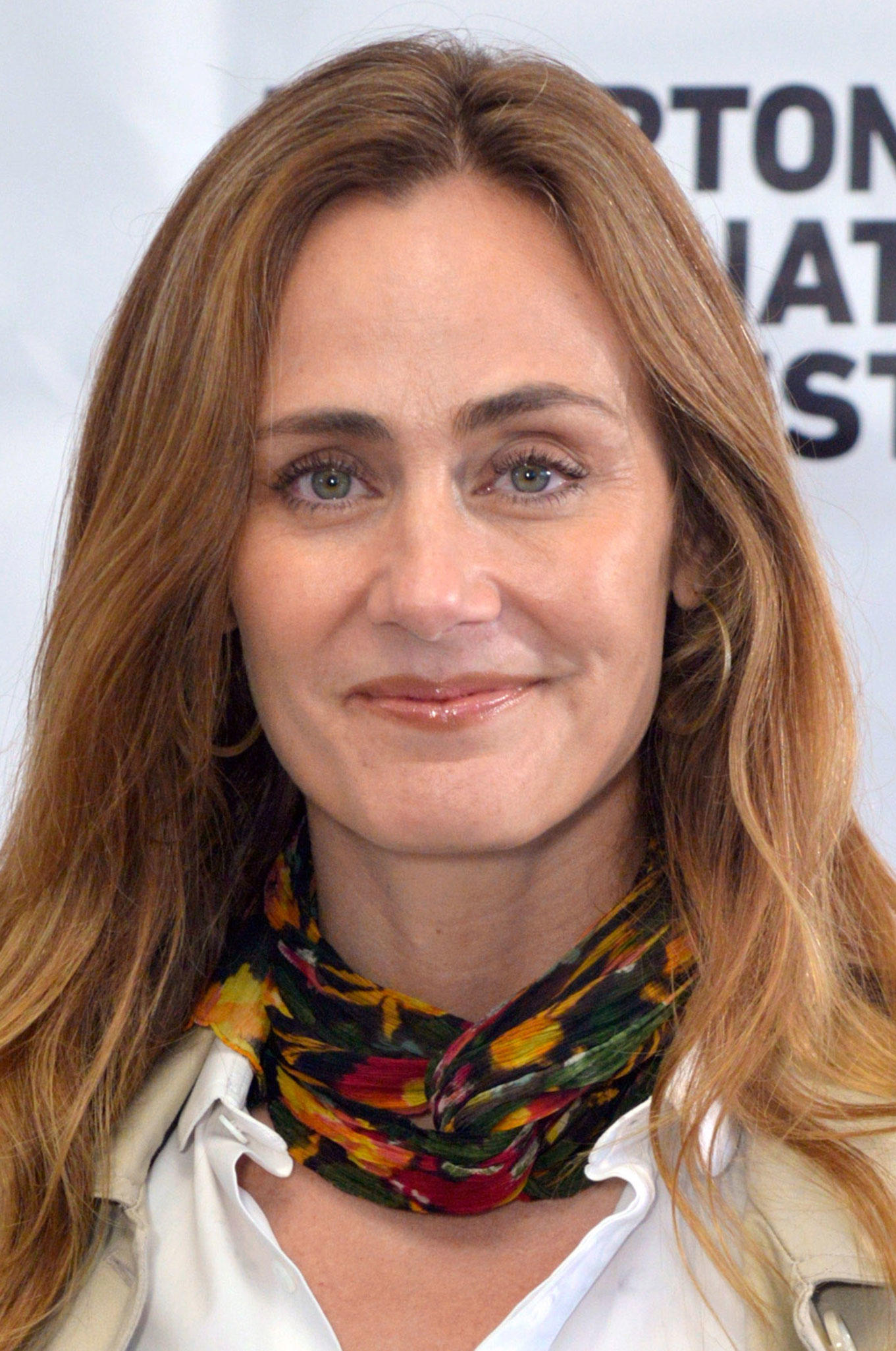 Diane Farr at The 2014 Hamptons International Film Festival.