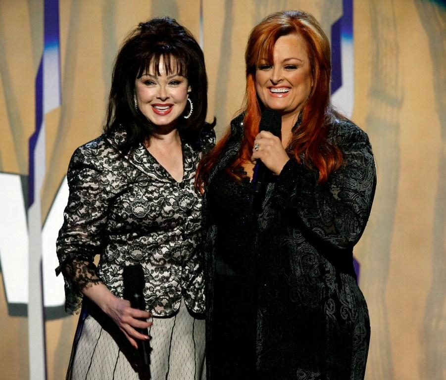Naomi Judd and Wynonna Judd at the 5th Annual TV Land Awards.