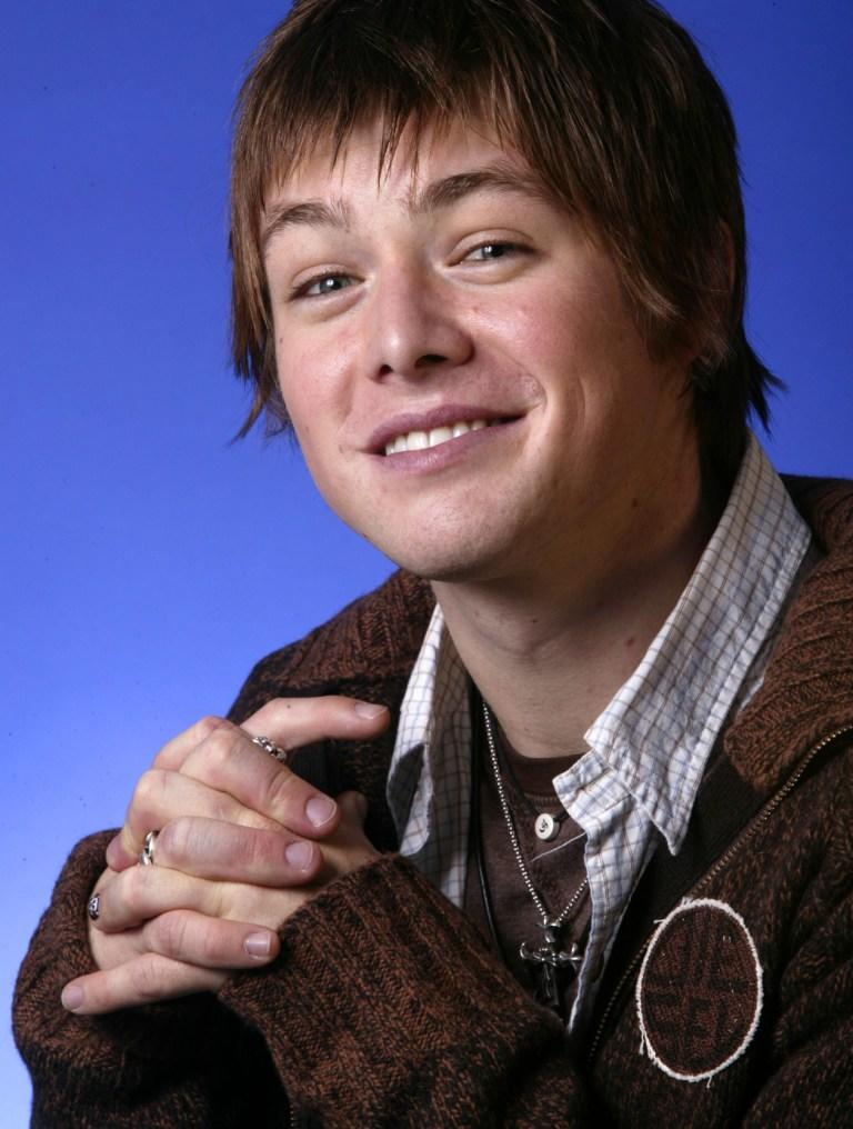Cole Williams at the 2004 Sundance Film Festival.