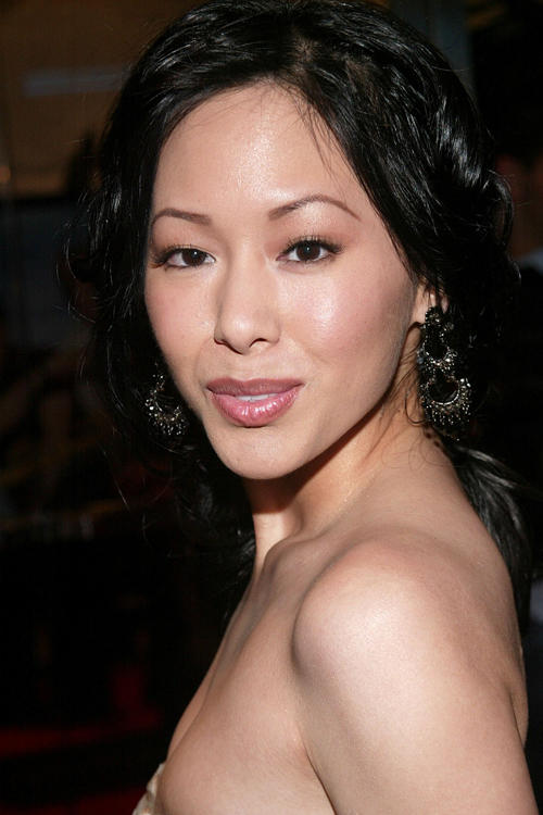 Wen Yann Shih at the New York premiere of