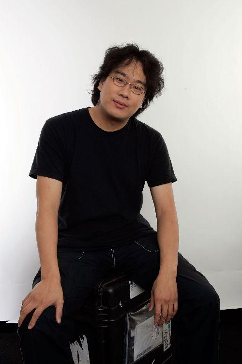 Bong Joon-ho at the Toronto International Film Festival.