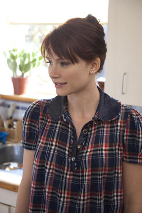Bryce Dallas Howard as Rachael in ``50/50.''