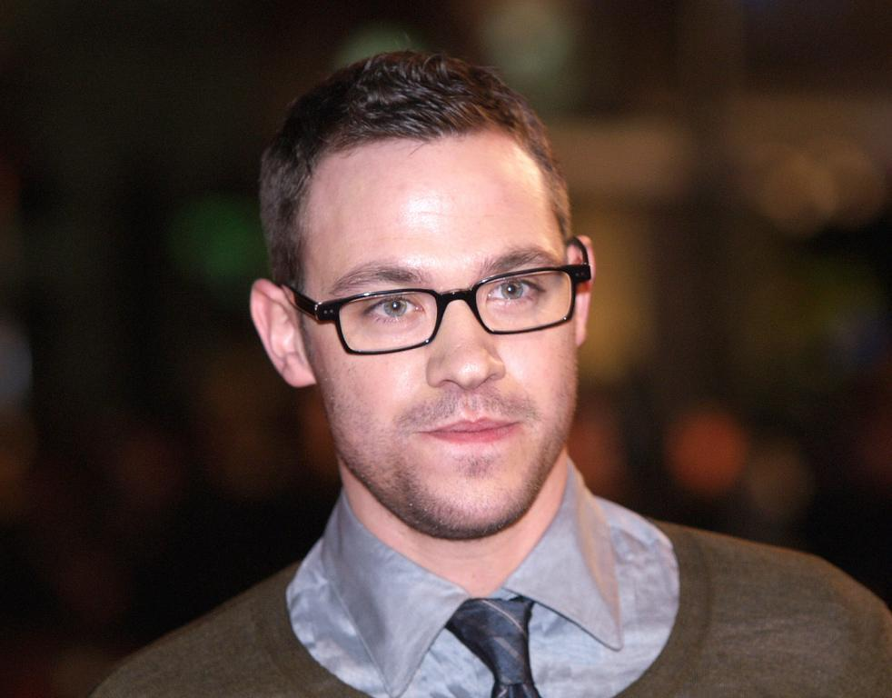 Will Young at the British premiere of