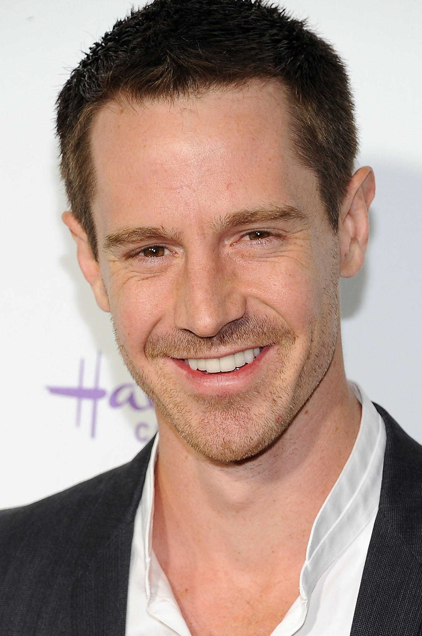 Jason Dohring at Hallmark Channel & Hallmark Movie Channel's 2015 Winter TCA party in Pasadena, California.