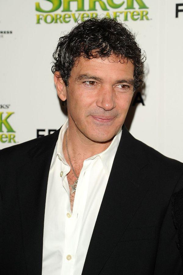 Antonio Banderas at the New York premiere of