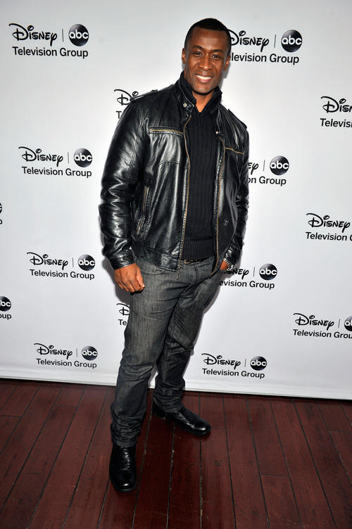 Sean Blakemore at the Disney ABC