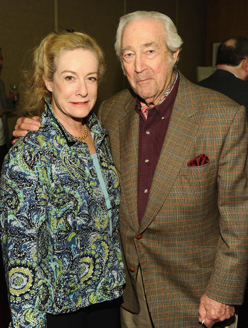 Alba Francesca and James Karen at the California premiere of