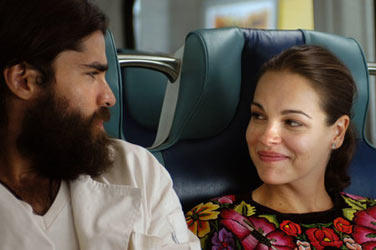 Eduardo Verástegui and Tammy Blanchard in