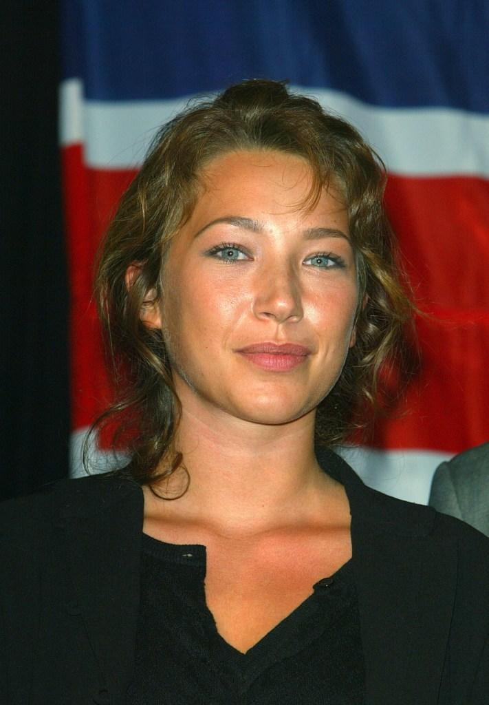 Laura Smet at the opening ceremony of 15th Dinard Festival Of British Film.