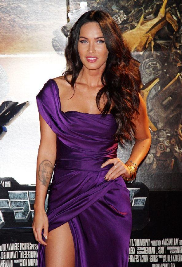 Megan Fox at the Japan premiere of