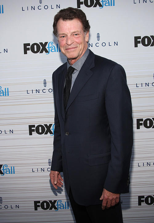 John Noble at the Fox's Fall Eco-Casino party in California.