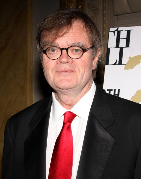 Garrison Keillor at the Annual Moth Ball literary and charity event.
