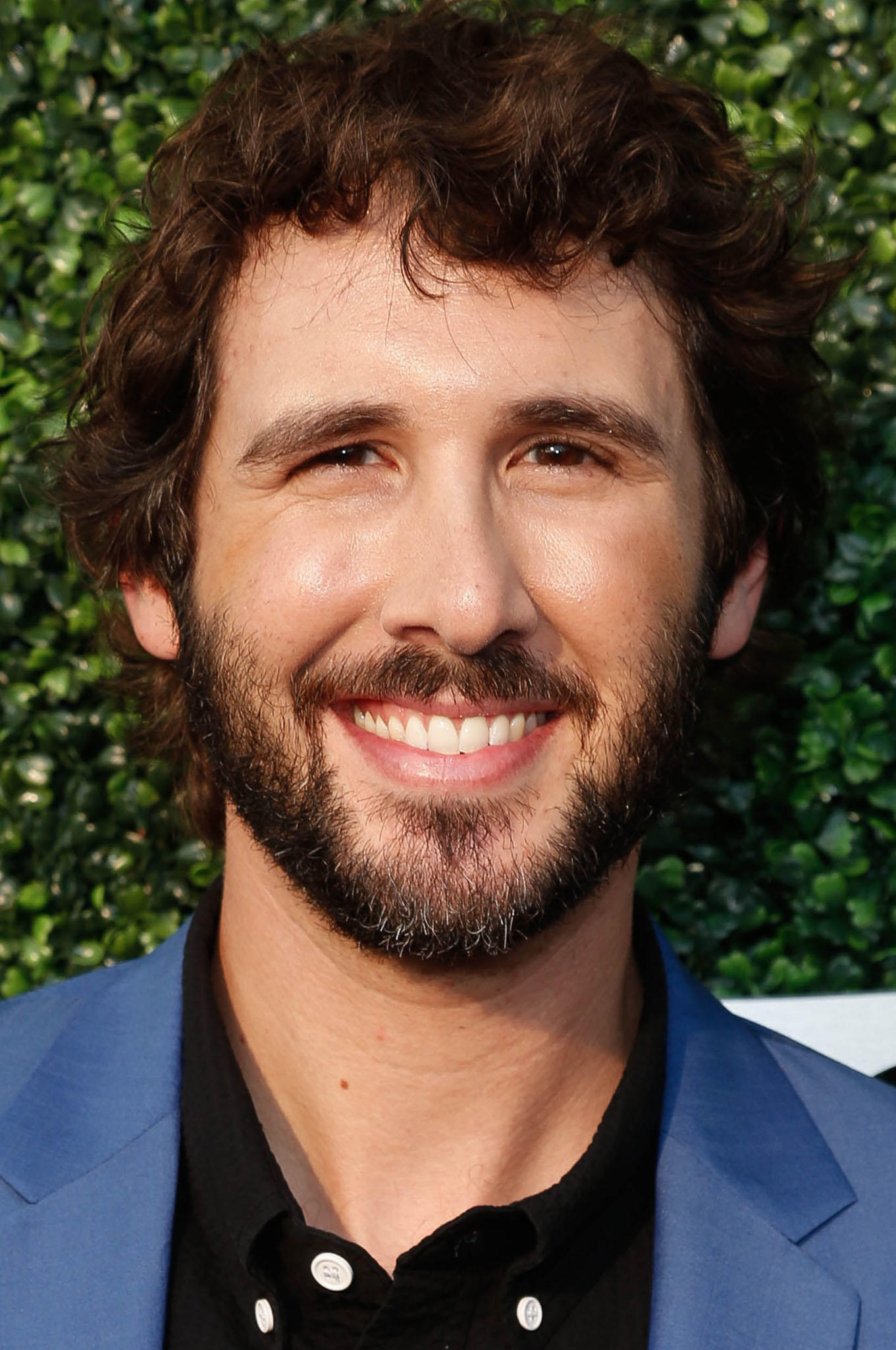 Josh Groban at the 15th Annual USTA Opening Night Gala in New York City.
