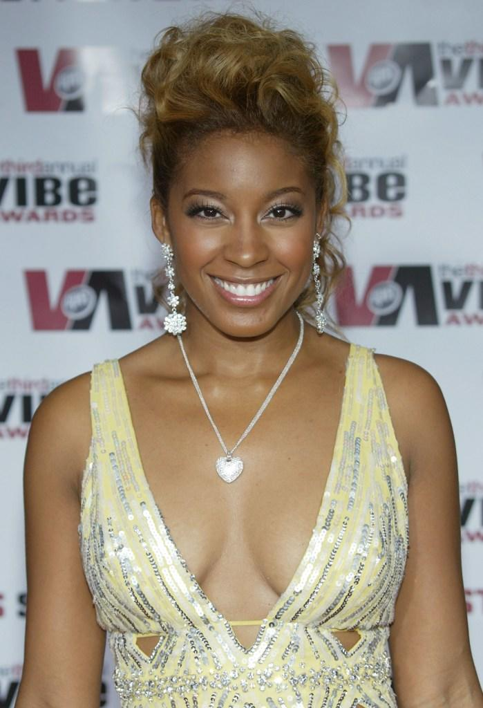 Reagan Gomez-Preston at the 3rd Annual Vibe Awards.